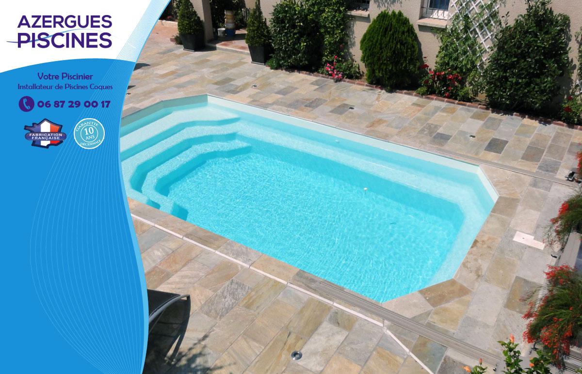 Piscinier installation construction piscine ent r e coque for Construction piscine 87